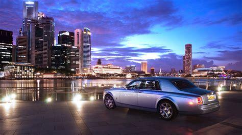 Amazing Rolls Royce Phantom Hd Wallpaper