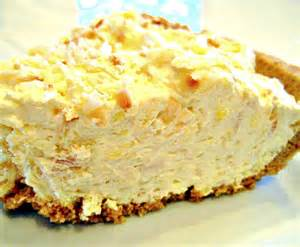 Coconut Cream Pudding Pie Recipe