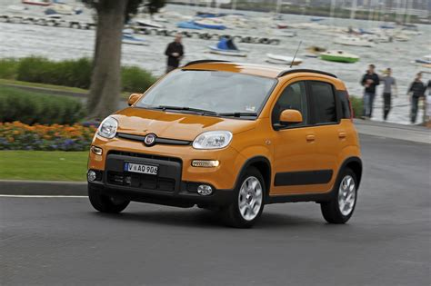 Fiat Panda Pricing And Specifications Photos 1 Of 6
