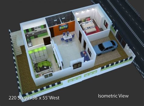 2 bhk flat design gorgeous 900 sq ft house plans facing arts 2 bhk