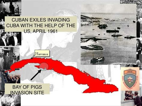 Image result for kennedy Cuban exiles invaded Cuba at the Bay of Pigs