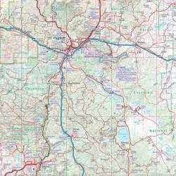 Arizona Road Map Atlas