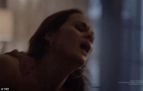 Michelle Dockery Strips Off For Steamy Sex Scene In Good