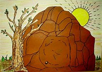 Image result for Easter Tomb Craft