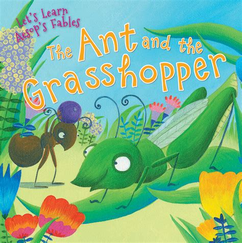 the ant and the grasshopper apple books