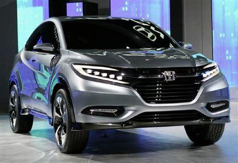 Honda 2019 :  Honda New Upcoming Car 2019-2020 Honda Hrv Front