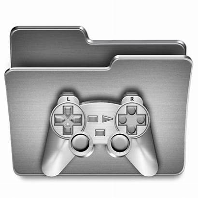 Icon Games System Icons Steel