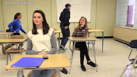Rockville High School Lockdown Procedures - YouTube