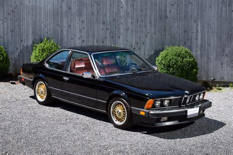 1985 Bmw 635 Csi 635csi Stock # 44 For Sale Near Valley