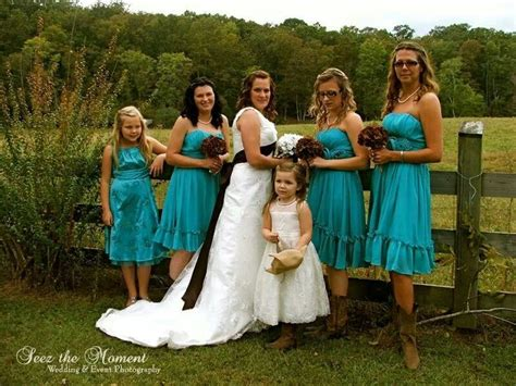 country western wedding photography western wedding bridesmaids www pixshark images