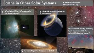 Earths in Other Solar Systems | A NASA-funded Research ...