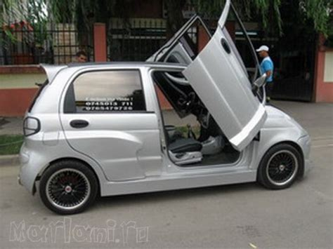 Romanian Tuning Of Daewoo Matiz
