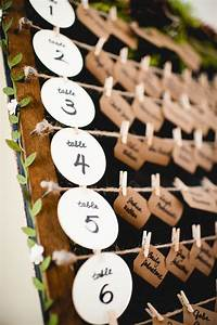 35 Most Appealing Wedding Table Number Ideas - EverAfterGuide