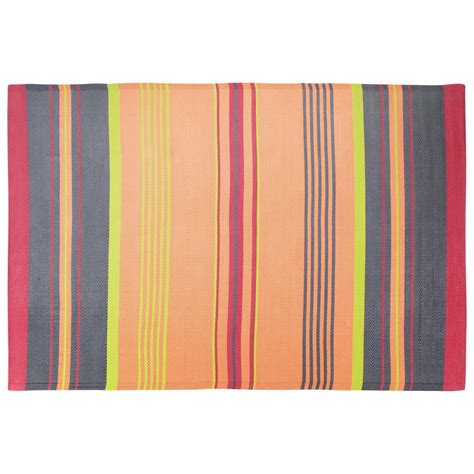 tapis d ext 233 rieur en polypropyl 232 ne multicolore 180 x 270