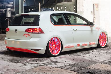 vw up tuning motor vw golf vii tuning low car und blackbox richter