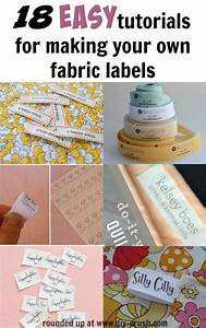 38 best images about quilting labels on pinterest for How to print your own labels at home