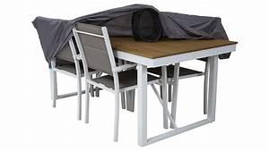 Housse Table De Jardin : housse de protection table de jardin 180 x 110 cm ~ Teatrodelosmanantiales.com Idées de Décoration