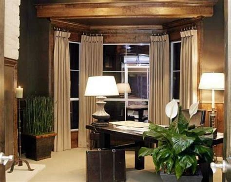 bay window office 30 bay window decorating ideas blending functionality with