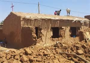Build A House Sudanese Authorities Demolish Church Building In Anti Christian Caign Morningstar News