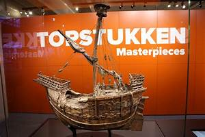 Photos Of The Mataro Model In Maritiem Museum Rotterdam