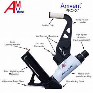 Amvent Pro Wood Floor Cleat Nailer