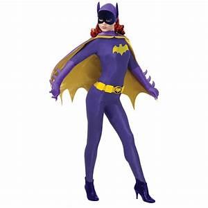 Classic Batgirl Costume - 1966 Batgirl Costume