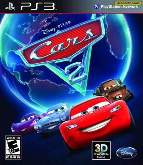 The Video Game Ps3 Front Cover