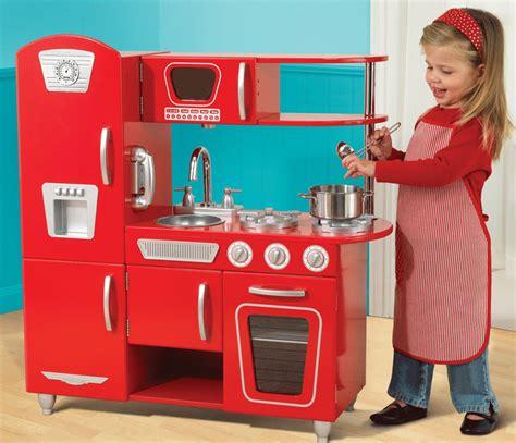 Bērnu Virtuve Kidkraft Red Vintage Kitchen