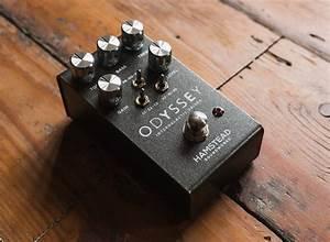 Hamstead Odyssey Drive Guitar Pedal