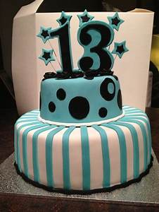 13th Birthday Cakes – 5 Most Suited Styles for Teen Boys ...