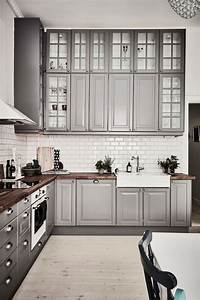 dark grey kitchen cabinets design porter gray picture With kitchen cabinets lowes with the best wall art