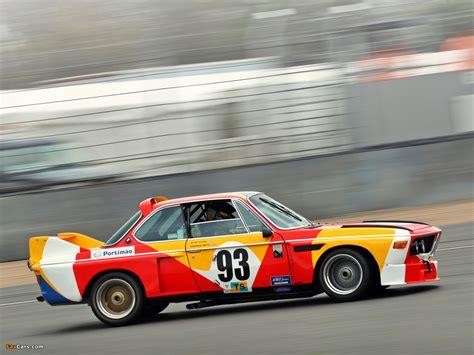 Photos of BMW 3.0 CSL Art Car by Alexander Calder (E9 ...