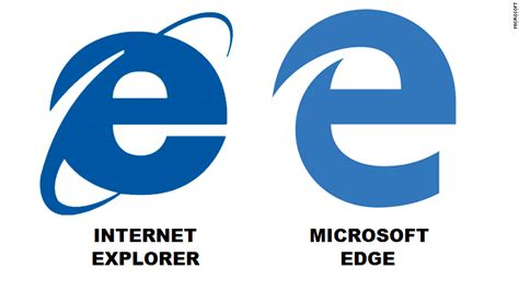 the new microsoft edge browser logo looks like