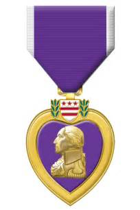 Image result for pics of the purple heart