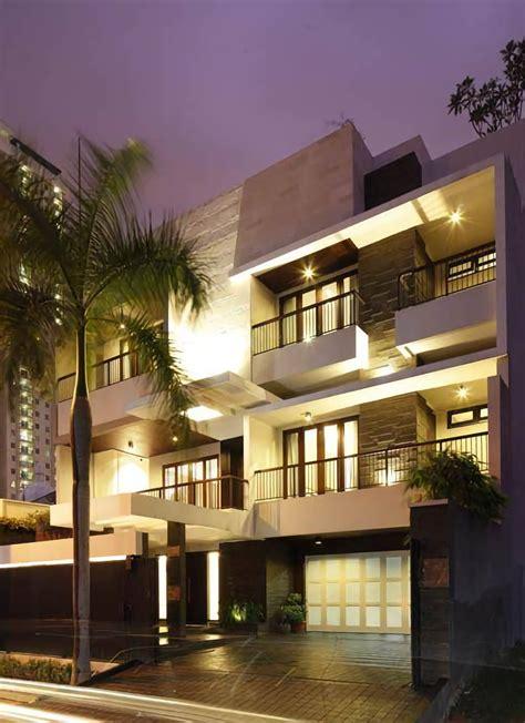 desain balkon keren  rumah mewah  arsitag