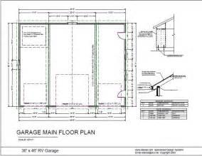 genius garage workshop plans free custom 36 x 46 rv garage plans free house plan reviews