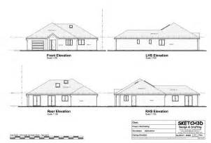 floor plans for sheds exle self build bungalow plans build to let