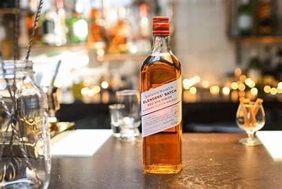 Walker Johnnie Finish Blenders Batch Rye Whisky