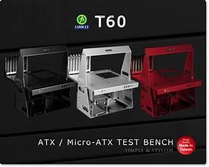 Offenes Pc Gehäuse : lian li t60 test bench im test offenes geh use f r hardware tester ~ Yasmunasinghe.com Haus und Dekorationen