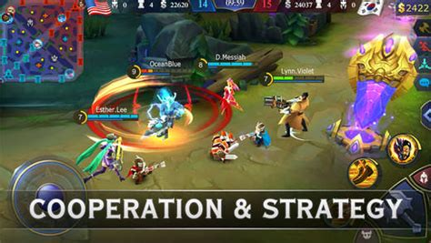 Mobile Legends Para Android, Iphone Y Ipad