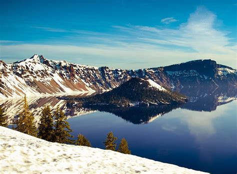 Crater Lake Boat Rental by National Parks Centennial Crater Lake National Park