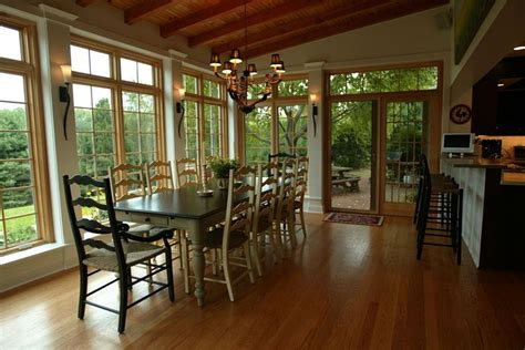 Dining Room Addition  Plans For 4 Seasons Room +deck