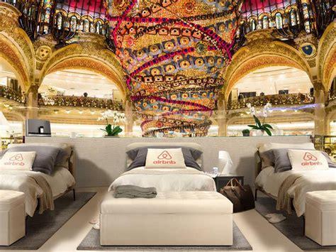 chambre d hote chateauroux les galeries lafayette se transforment en chambre d 39 hôte