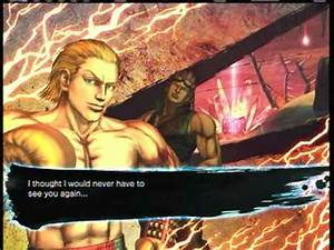 Street Fighter x Tekken - Steve and Hwoarang Winquotes ...