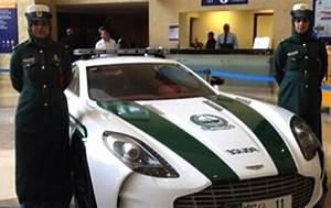 Chevrolet Camaro SS joins Euro supercars on Dubai Police