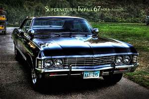 Supernatural Impala Wallpaper | Supernatural Impala 67 by ...