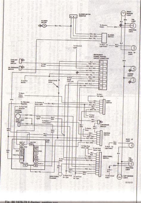 1978 Ford Bronco Turn Signal Wiring Diagram by Turn Signal Wiring Help Ford Truck Enthusiasts Forums