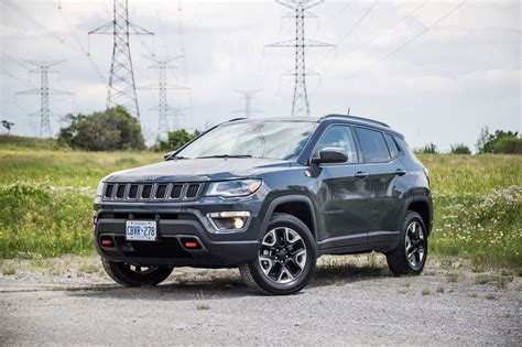 jeep compass 2017 trailhawk review 2017 jeep compass trailhawk canadian auto review