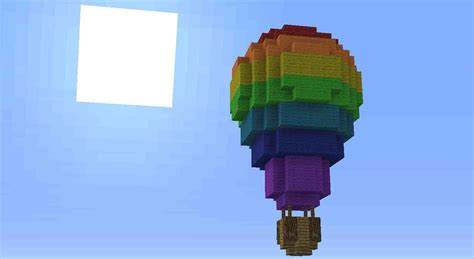 minecraft hot air balloon bestkayracom bestkayracom