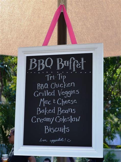 backyard bbq menu housewarming summer backyard bbq